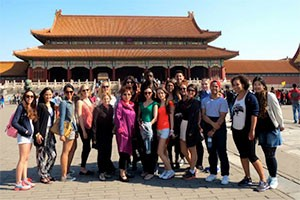 Retail Management trip to China 2014